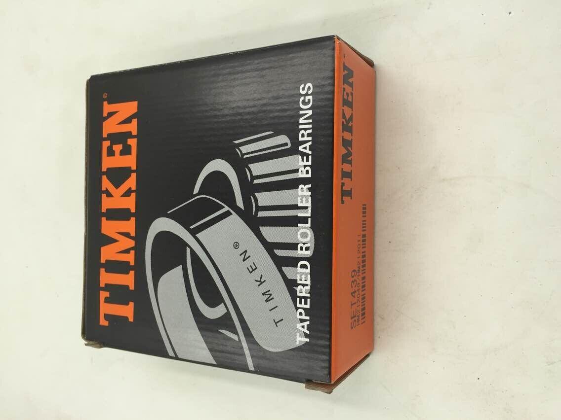 Timken taper roller bearing SET401 580/572 made in USA