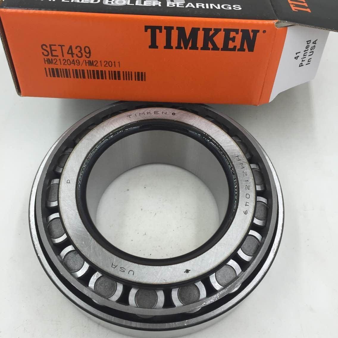 USA timken bearing SET439 663/653 Tapered Roller Bearings