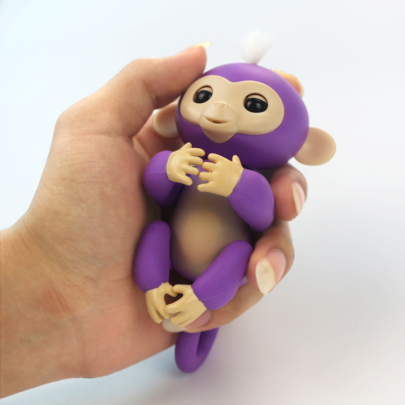 Hot Selling Cute Interesting Finger Toy Interactive